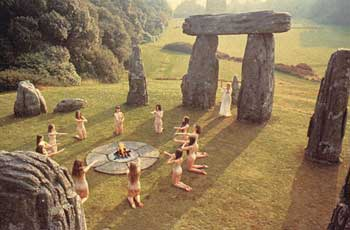 The Wicker Man - pagans