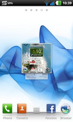XPERIA S Home Launcher v2.2.A.0.14 rev.3