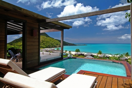 Hermitage Bay, Antigua Honeymoon
