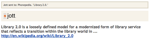 What is Library 2.0?