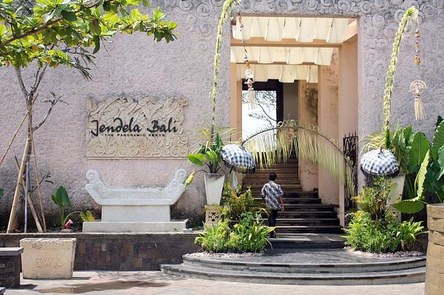 Jendela Bali The Panoramic Resto at GWK Cultural Park, Bali
