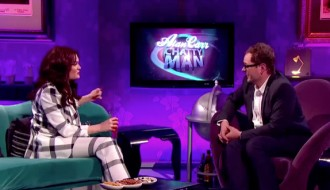 Jessie J Discusses New Book, 'The Voice' & More On 'Alan Carr'