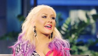 Christina Aguilera Talks 'Lotus' Album & More On 'Jay Leno'