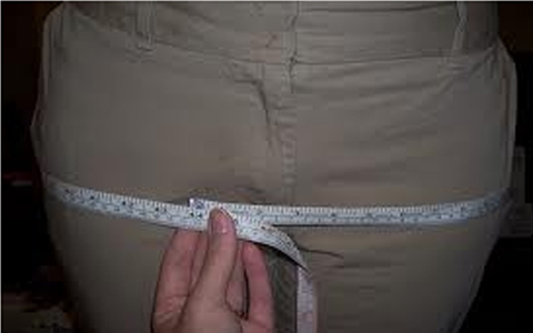 Hip circumference inversely tied to diabetes risk