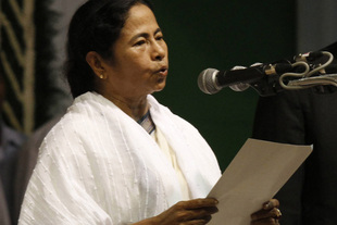 West Bengal Chief Minister Mamata Banerjee announced several rehabilitation plans and facilities for them to stop the Maoists' activities. But there was not much work to do, few of the militants took advantage of these announced announcements. [Reuters]