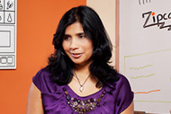 SlideShare, led by Rashmi Sinha, is being acquired by LinkedIn for $119 million. New research suggests that successful startups have more women in top management