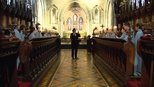 St Patrick's Cathedral Choir launches album