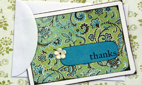 bulk thank you cards, 5x6 envelopes