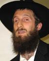 Rabbi Pinny Backman - Newsline photo by Avital Medoff