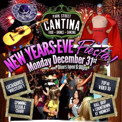 Photo: Come party with us for New Year's Eve! No cover!