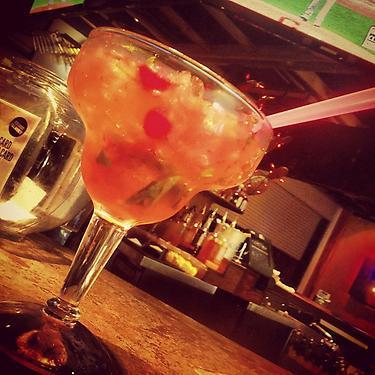 Photo: #SundayFunday come in, we're opened! Brunch, Bloody Marys, giant margaritas, football, we got it all!