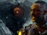 New trailer for Pacific Rim starring Charlie Hunnam and Idris Elba