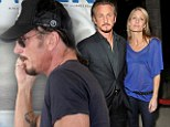 'As I look back over my life in romance, I don't feel that I have ever been loved': Sean Penn opens up about his split from Robin Wright