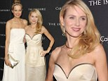 Petra Nemcova and Naomi Watts attend the screening of The Impossible at Museum of Art & Design