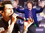 'You don't earn a cent when someone does a song about having moves like Jagger!' Mick digs at Maroon 5's smash hit as he reveals Top Ten rock 'n' roll lessons