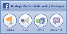 Work with the only Facebook Strategic PMD with all 4 qualifications