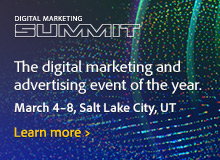 Digital Marketing Summit 2013