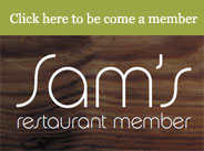 Sam's Restaurant Membership