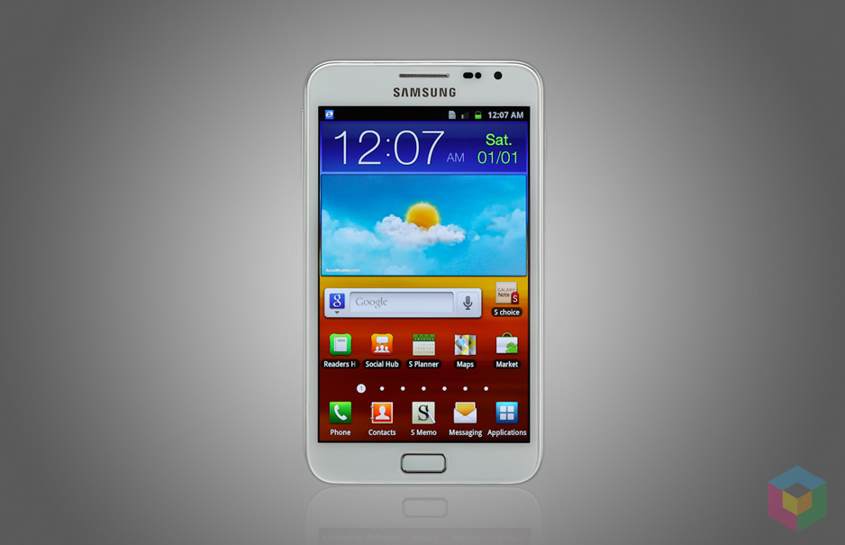 headline3 Samsung pinning its tablet hopes on Galaxy Note