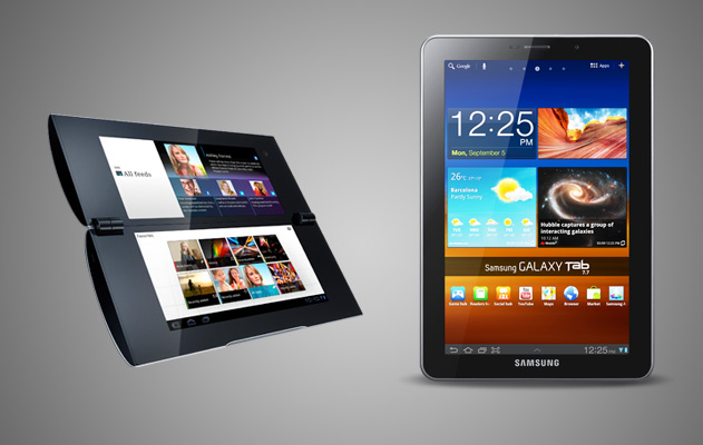 galaxytabletp Sony and Samsung tablets miss the mark thanks to idiotic contracts and pricing