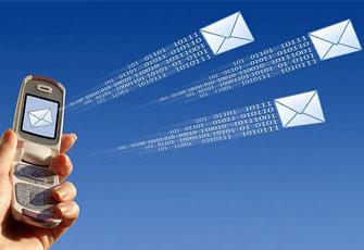 2012短信量同比降20% 彩信量降25%