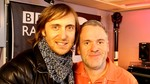 Chris Moyles talks to David Guetta