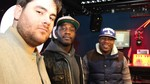 Tinie Tempah, Angel, Wretch 32 & Devlin - Christmas (1Xtra) in Hollis