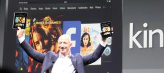 Amazon and Samsung are running away with the battle for Android tablet�market�share