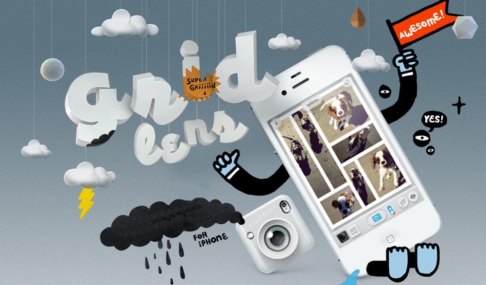 grid lens2 App review: Grid Lens