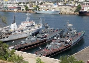 俄出兵地中海,否认与当前叙利亚局势有关