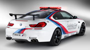 BMW M6 Coupé Safety Car