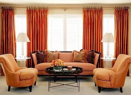 оранжевый цвет 08