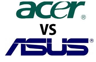 Perbandingan Laptop Acer VS Asus Comparison latest - Perbandingan Laptop Acer VS Asus Comparison