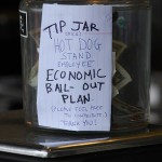 bail out tip jar
