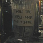 nobel prize for tipping