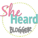 SheHeard Social Media Campaigns Blogger