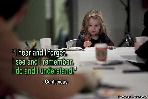 I Forget