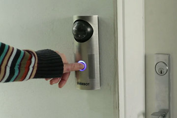Answer Door Remotely