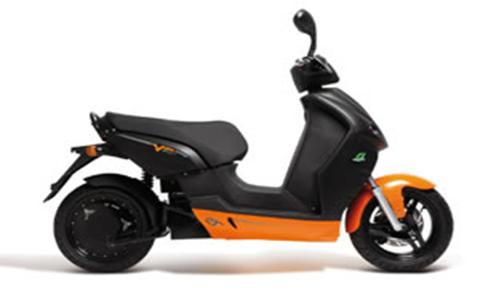 Zero Emissions: the Tharo-EV Electric Scooter at CES 2013