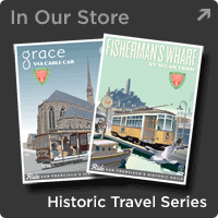 In Our Store: Historic Travel Series