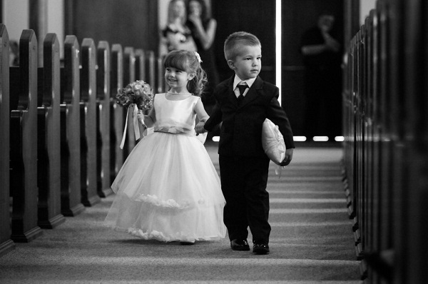 magicalplan it - Outfitting Your Flowergirl And Pageboy