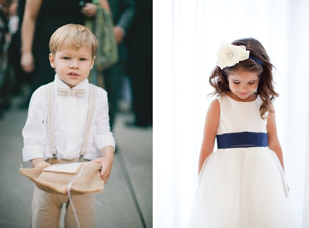 iloveswmag - Outfitting Your Flowergirl And Pageboy