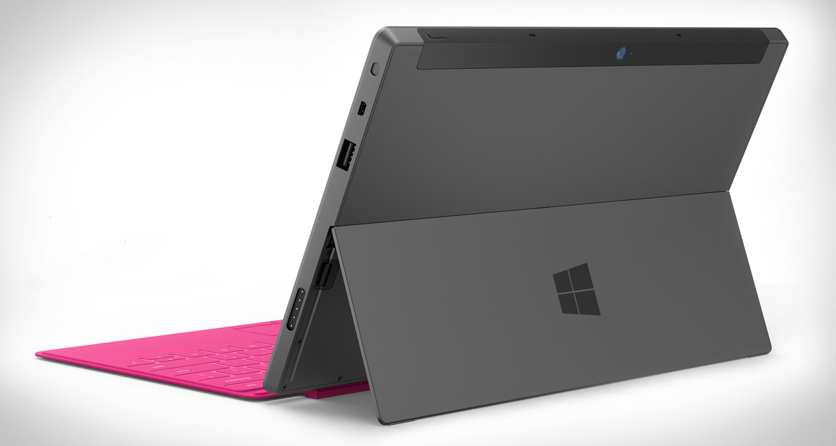 microsoft surface stand Lenovo on Surface: Microsofts good at software, but we can build better hardware