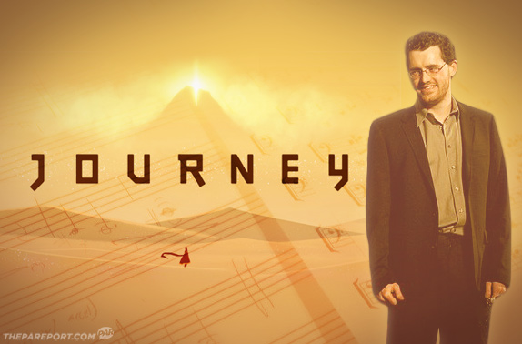 Musical DNA: how Austin Wintory wrote the song that helped create Journey