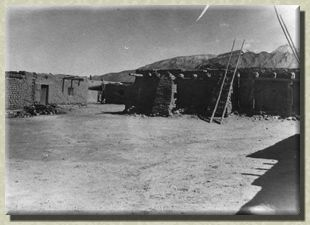 Photograph Courtesey of Sandia Pueblo Learning Resource Center Archives
