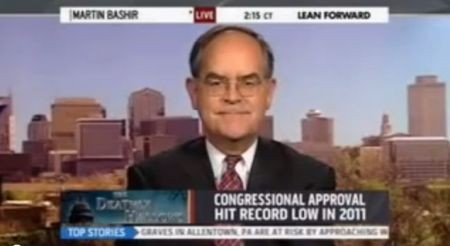 VIDEO: Jim Cooper on why Congress is so unpopular