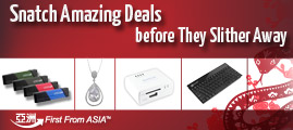 Snatch Amazing Deals before They Slither Away
