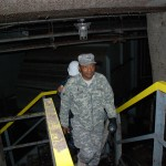 LTG Bostick inspects flooded infrastructure in NJ