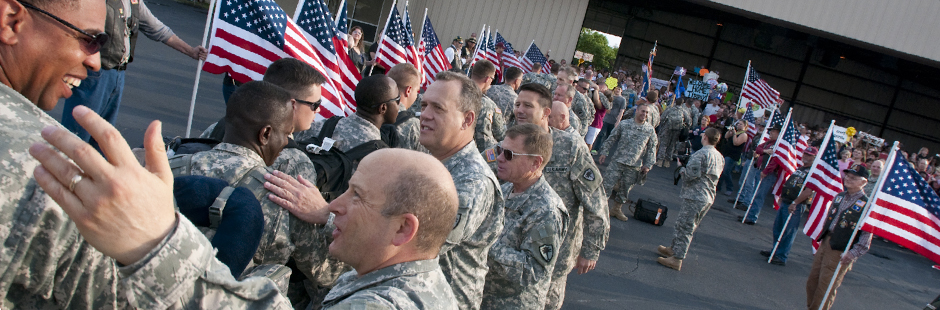 South Carolina National Guard - Welcome Home