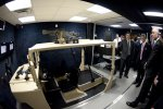 Secretary of the Army John McHugh stepped into a high-tech world of psychology at...